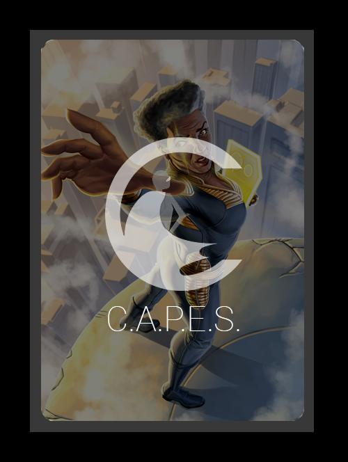CAPES' Glimpse Card